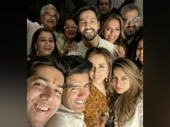 Manish Malhotra Had This Much Fun At Varun-Natasha's Wedding