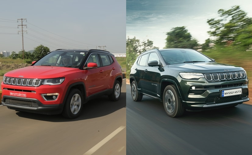 Here's everything that is different in the 2021 Jeep Compass, compared to the pre-facelifted model