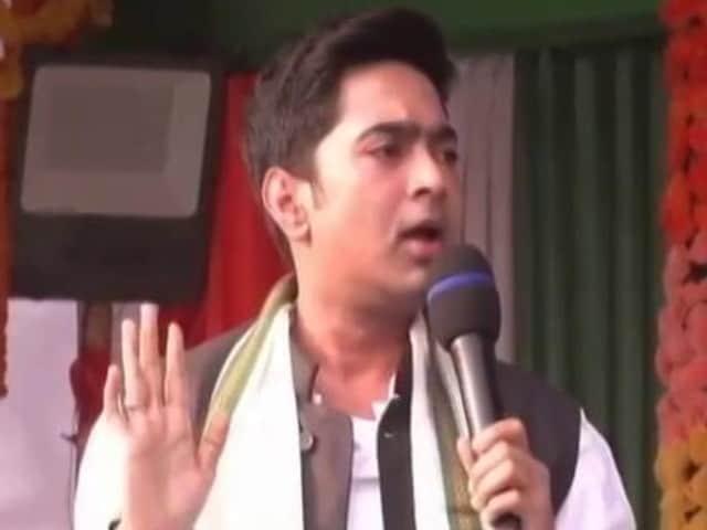 "Video : ""Build Gallows In Public"": Mamata Banerjee's Nephew On ""Tolabaj"" Slurs"