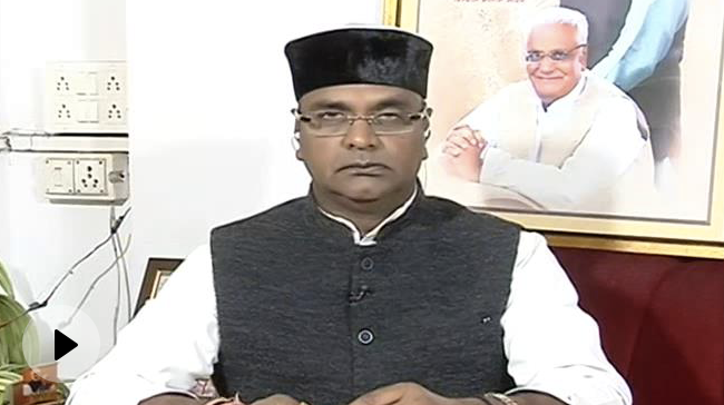 Video | Shouldn't Question Aarogya Setu's Usefulness: Madhya Pradesh Minister