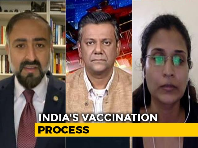 Video : Vaccine Nationalism: Bharat Biotech Slams Critics
