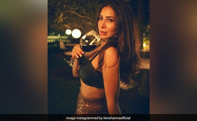 If You Are Kim Sharma, 41 Looks Like This