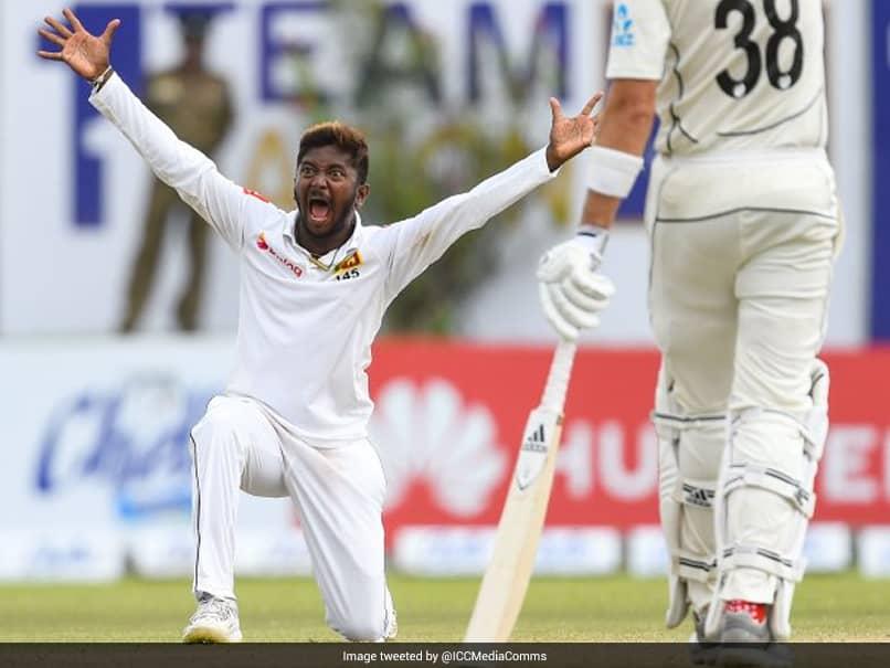 ICC Clears Sri Lanka Spinner Akila Dananjayas Reworked Bowling Action