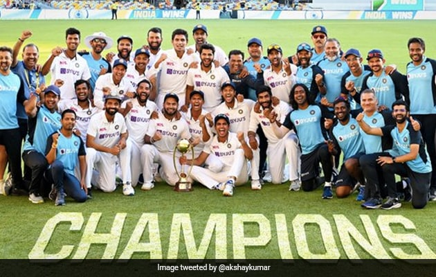 India Vs Australia: 'Chak De, India!' - Amitabh Bachchan, Shah Rukh Khan And Others Celebrate 'Historic Win'