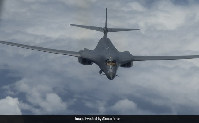 America's B-1B Long-Range Heavy Bomber To Perform 'Fly-By' At Aero India