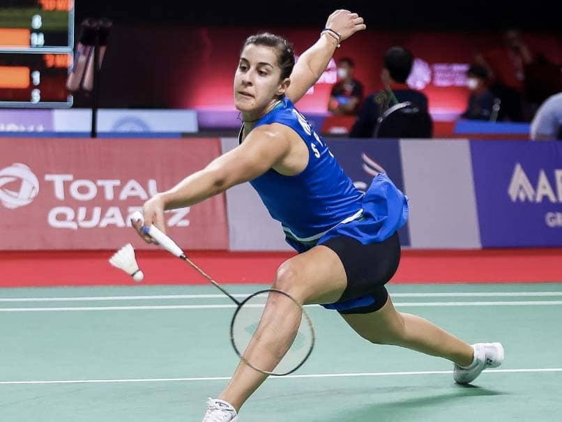 Reigning Olympic Champion Carolina Marin To Miss Tokyo Games, Set To Undergo Knee Surgery This Week