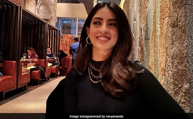 अमिताभ बच्चन की नातिन को ट्रोल ने कहा- तुम्हें नौकरी की जरूरत है, नव्या नवेली नंदा ने यूं दिया जवाब...