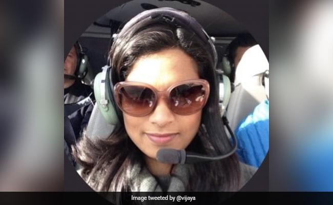 Indian-American Vijaya Gadde Spearheaded Ban On Trump's Twitter Account