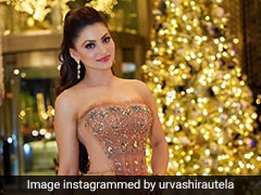 Urvashi Rautela Enjoyed Her 'Beach Day' With A Refreshing Meal; See Pics