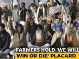 Video : Farmers' Protest: Eighth Round Of Talks Over, Next Meet On January 15