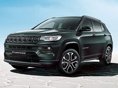 2021 Jeep Compass Facelift Launched In India; Prices Start At Rs. 16.99 Lakh