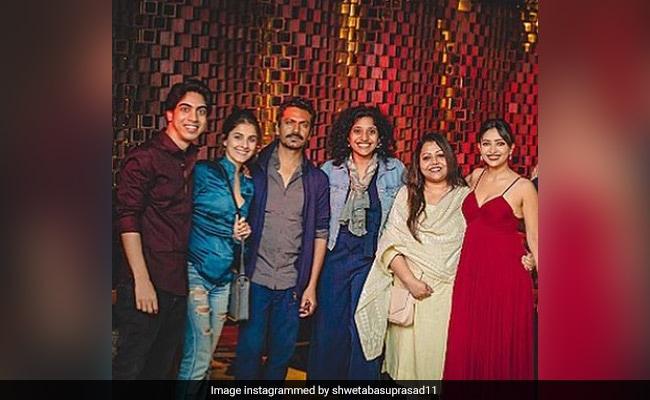 Inside Shweta Basu Prasad's 30th Birthday Party With Nawazuddin Siddiqui And Others