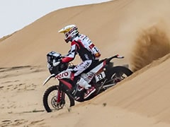 Dakar Rally 2021: Hero Finishes In Top 10, Harith Noah Progresses To P25 In Stage 7