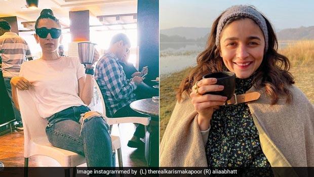 Karisma Kapoor To Alia Bhatt: 5 Bollywood Celebrities Who Love Coffee