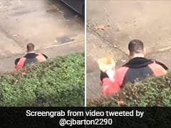 McDonald's Customer Enraged As Delivery Boy Cancels Order; Eats It Outside Her Home