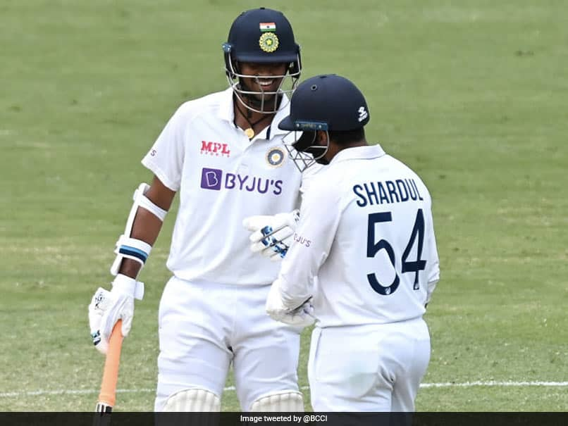 IND vs AUS, 4th Test, Day 3 Highlights: Washington Sundar, Shardul Thakur Shine For India, Australia Lead By 54 Runs