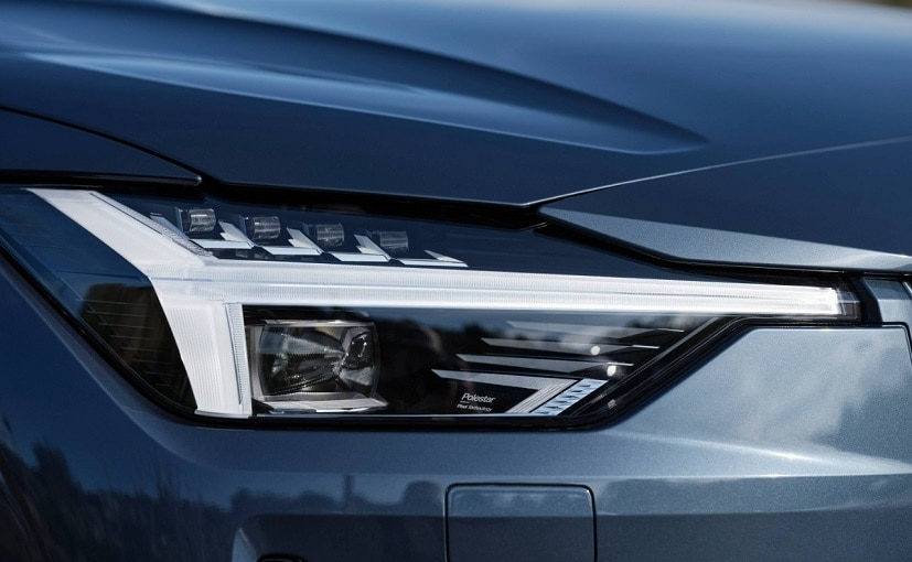 Developed in Scandinavia, the car is well adapted to even the darkest of nights.