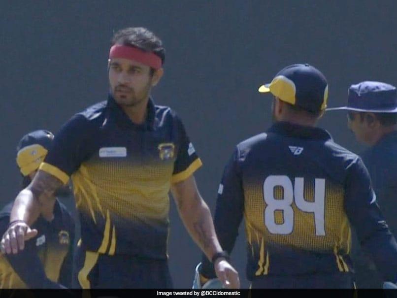 Syed Mushtaq Ali Trophy: Siddharth Kaul, Prabhsimran Singh Help Punjab Defeat Defending Champions Karnataka To Reach Semi-Finals