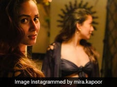 Mira Kapoor's Breakfast View Is Better Than Yours, Here's Proof