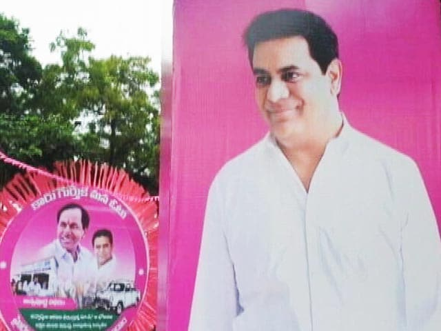 "Video : ""He Has Proven Himself"": Telangana Ministers On Chief Minister KTR Buzz"