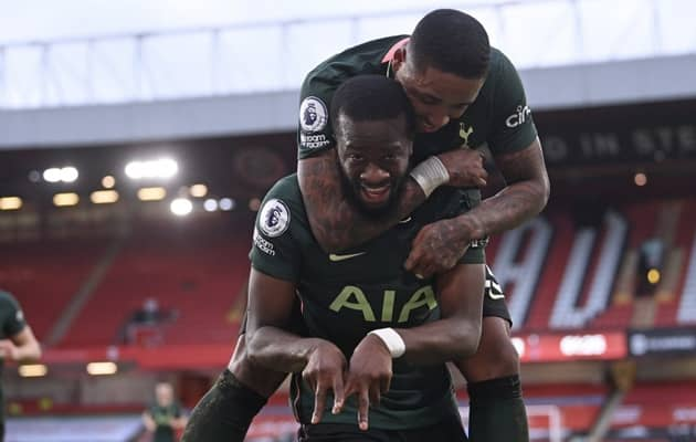 """Incredible"" Ndombele Shines As Tottenham Move Back Into Title Race"