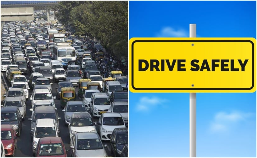 Road safety laws are meant to safeguard lives of users and its important to respect and follow the same
