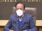 "Video : Top News Of The Day: India In ""Endgame Of Pandemic"", Says Health Minister"