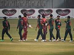 BAN vs WI, 3rd ODI: Bangladesh Thrash West Indies By 120 Runs To Sweep Series 3-0
