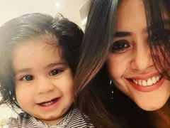 "Birthday Boy Ravie, All Of 2, Is Mom Ekta Kapoor's ""Turning Point Gift"""