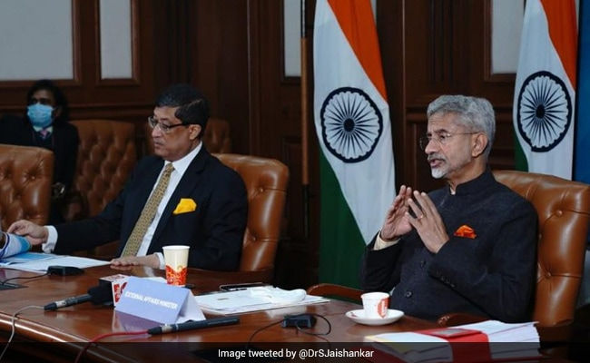 """Indian Expats """"Intrinsic Partners"""" In Country's Growth, Modernisation: S Jaishankar"""