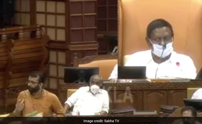Kerala Assembly Rejects Anti-Speaker Resolution Amid Opposition Walk Out