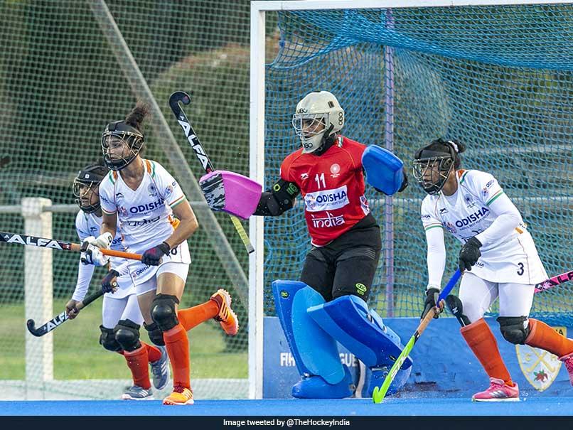 India Womens Hockey Team Lose 2-3 To Argentina