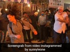 Sunny Leone को लोहे की पौनी से विक्रम भट्ट ने यूं घुमाकर किया हिट! जमीन पर गिरी एक्ट्रेस- देखें Video