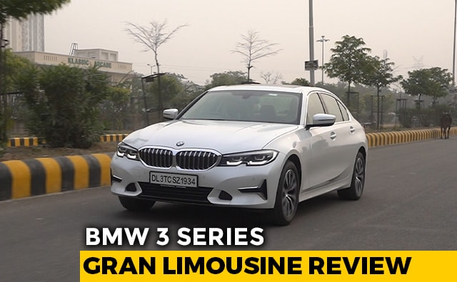 BMW 3 Series Gran Limousine Review