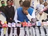 Video : Third Minister Quits Mamata Banerjee's Government, Breaks Down On Camera