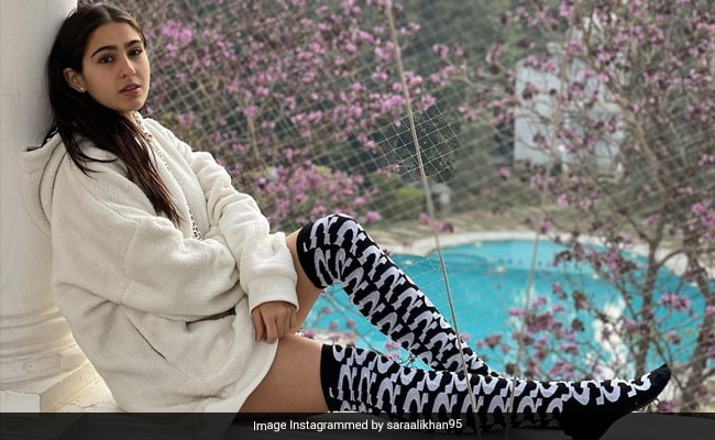 Sara Ali Khan's Love For Sweater Weather Summed Up In These Pics