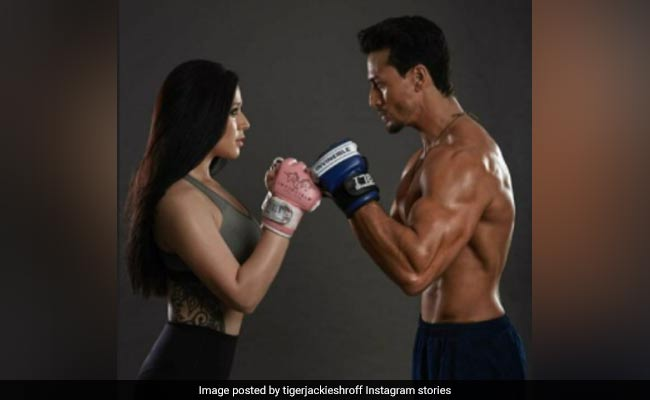 Tiger Shroff Wishes Sister Krishna On Her Birthday With The Coolest Pic Ever