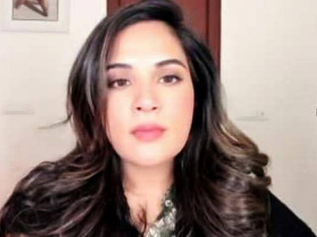 'Hard To Make A Political Film In India': Actor Richa Chadha to NDTV