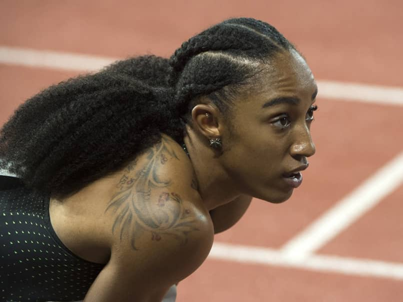 Olympic Hurdles Champion Brianna McNeal Suspended For Doping Violations