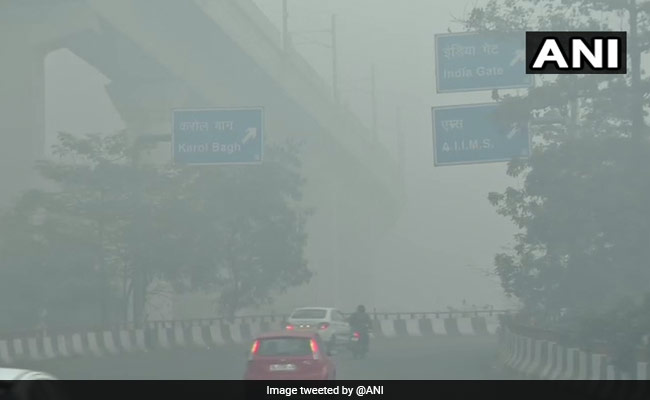 Delhi Air Quality 'Very Poor', Likely To Deteriorate Further