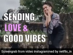 Netflix India ने शेयर किया सान्या मल्होत्रा का ये स्पेशल Video, देखते ही नाराज़ होने लगे यूजर्स