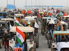 Farmers' Leaders Say Tractor Rally To Go Ahead As Planned On Republic Day