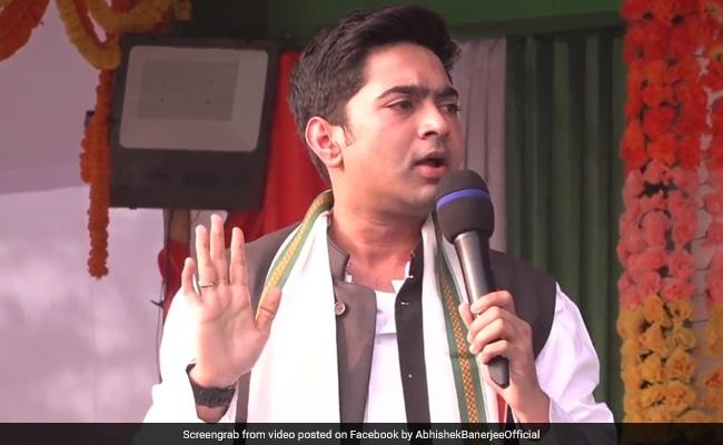 Meeting Polls 2021: Slogan Warfare Intensifies Forward Of Battle For West Bengal