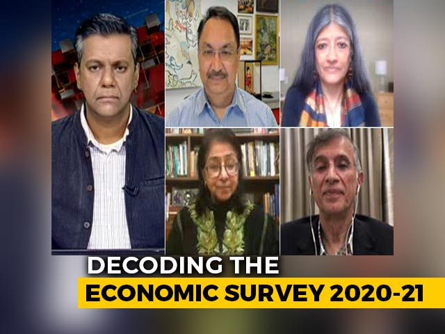 Video : Budget 2021: What India Needs