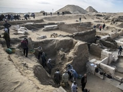 "Egypt Unveils Ancient Treasures That ""Rewrite History"""