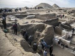 "Egypt Unveils Ancient Treasures That ""Rewrite History"""