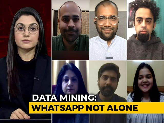 Video : WhatsApp's New Policy: Is Data Privacy A Myth?