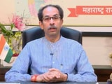 "Video : Uddhav Thackeray's ""Fishy"" Swipe At Centre Over Probe Into Car Bomb Scare"
