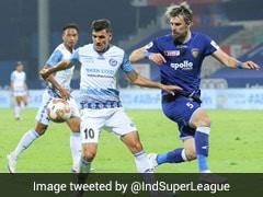ISL: Jamshedpur Edge Past Chennaiyin, Keep Play-Off Hopes Alive