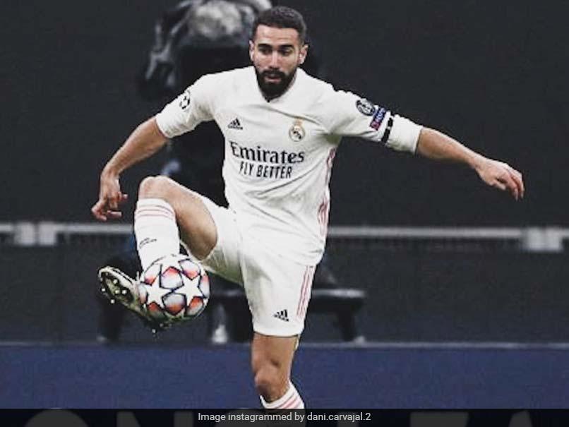 Real Madrid Right Back Dani Carvajal Injured Again